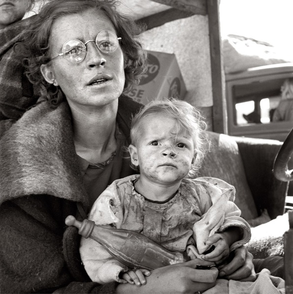 the life of dorothea lange essay Florence owens thompson (born florence leona christie september 1, 1903 - september 16, 1983) was the subject of dorothea lange's famous photo migrant mother (1936), an iconic image of the great depression.